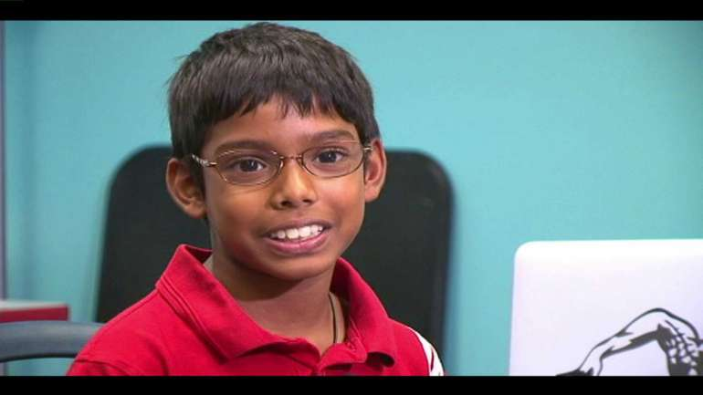 9 Year Old Reuben Paul is a Cyber-expert & Ethical Hacker