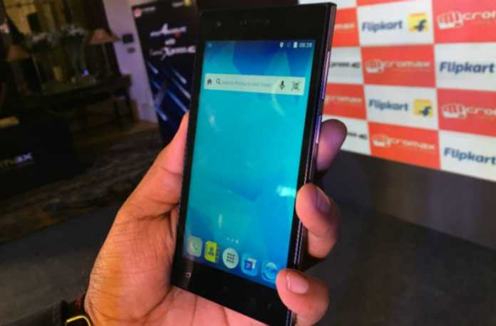 Micromax Canvas Xpress 4G Launched- Specifications & Price