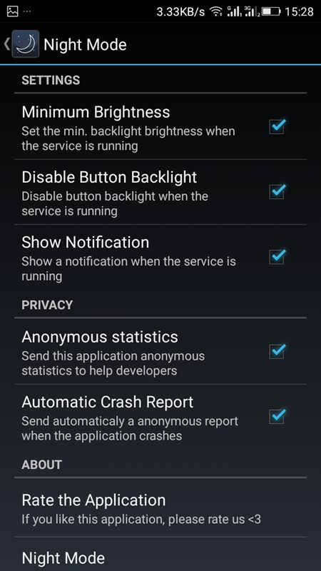 How To Add Night Mode Feature In Your Android Without Rooting
