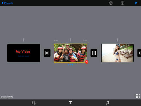 Perfect Video - Instant Video Editor & Slideshow Maker (Lite)