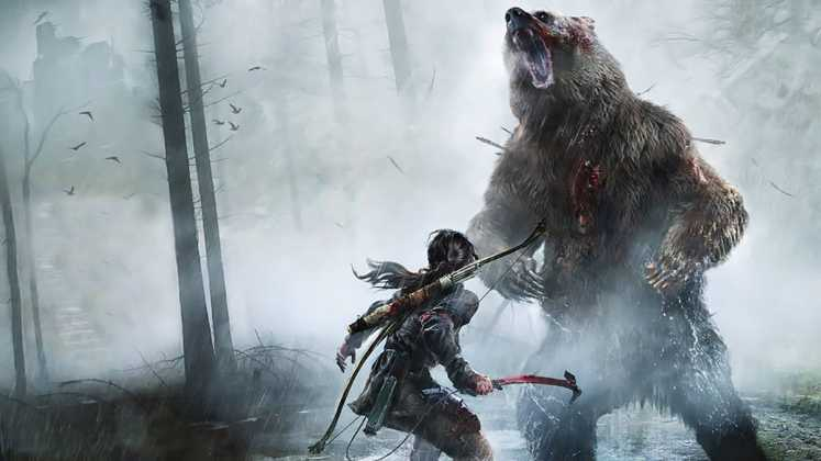 Rise of The Tomb Raider Review Images Gallery