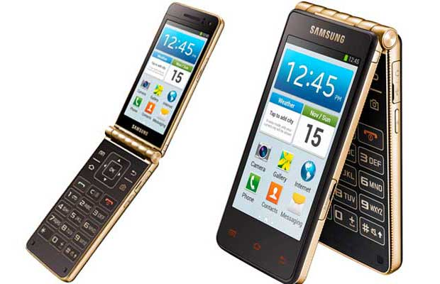 Samsung Galaxy Golden 3 Specifications & Review
