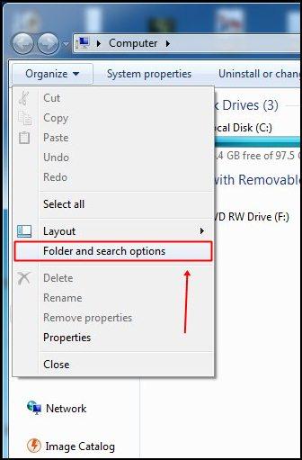 Show Hidden Files In Computer
