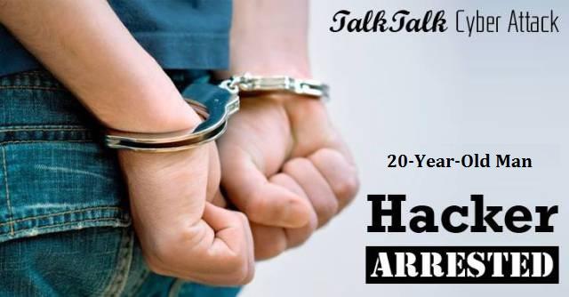 TalkTalk Hack UK Police Arrested Third Person