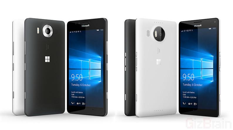 Microsoft Lumia 950, Lumia 950 XL Specifications & Price