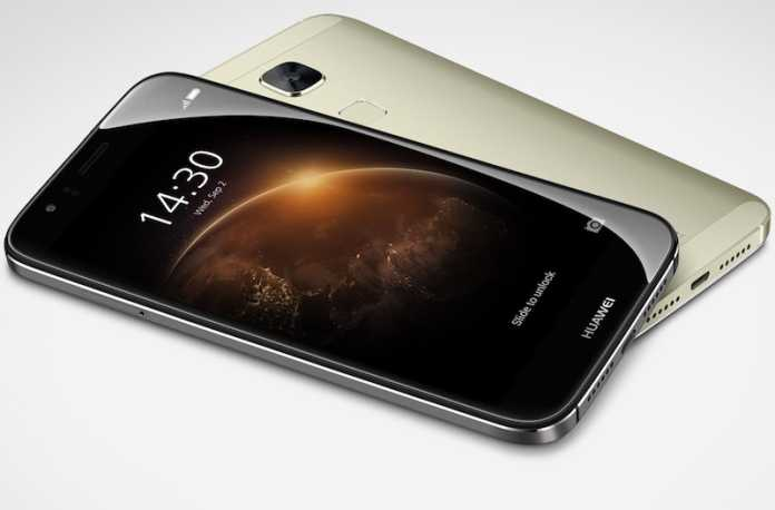 Huawei G7 Plus Launched Today - Specification, Price & Release Date