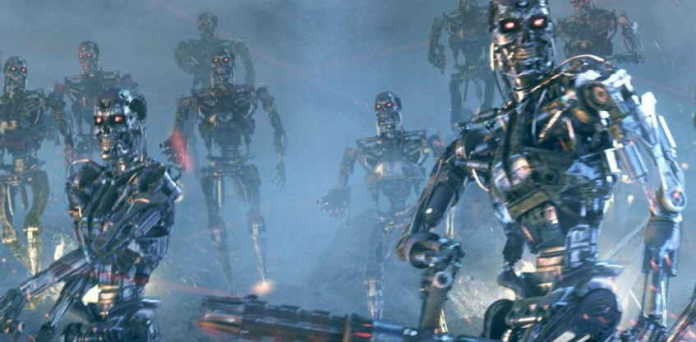 The 5 Evolution Robots That Makes You Feel The World of Terminator