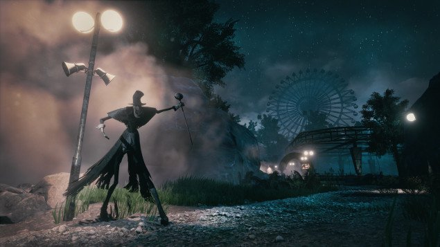 The Park Review & Available For PC