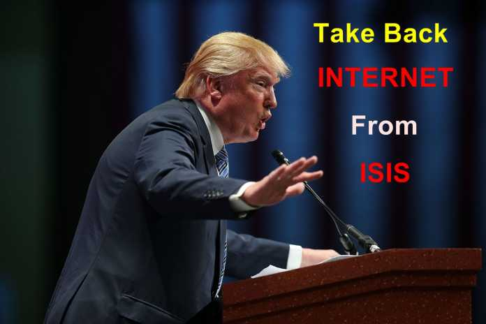 US Planning to Take Back Internet From ISIS
