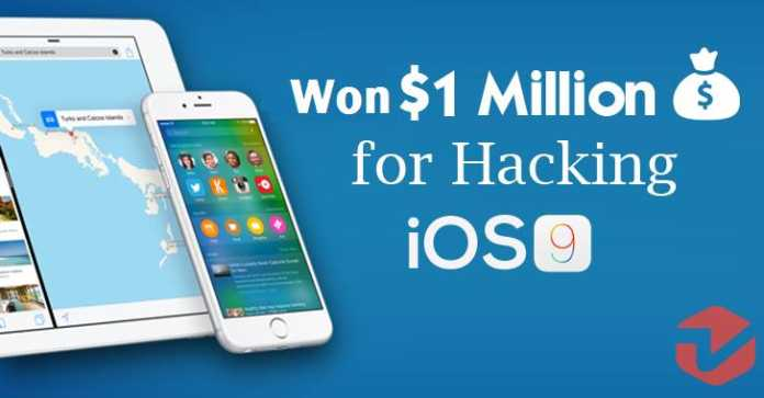 Unknown Hackers Claim $1 Million For Remotely Jailbreaking iOS 9.1