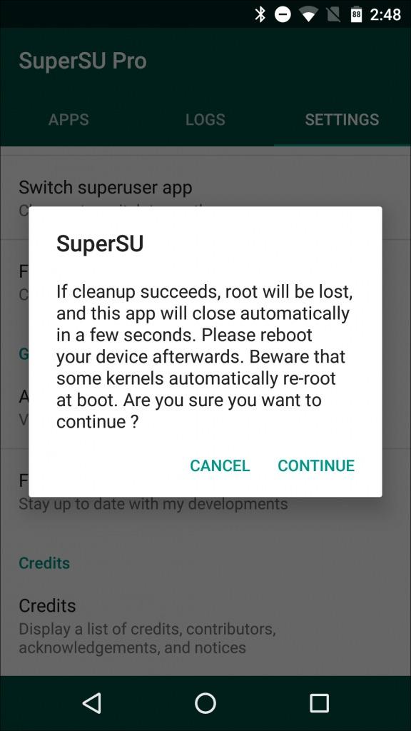Jinsi ya Kuondoa Root (Unroot) Simu Yoyote ya Android