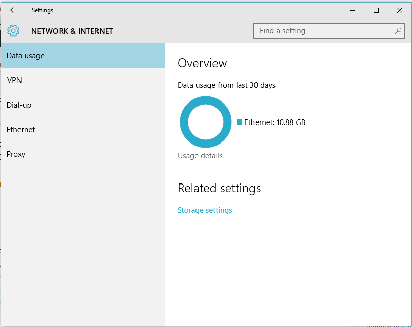 Monitor Using Windows 10 Settings