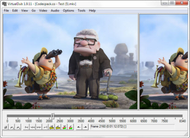 VirtualDub,Top 10 Video Editing Softwares For Windows