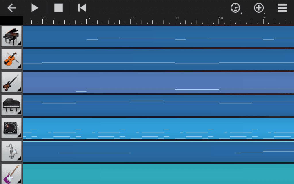 Walk Band - Multitrack Music