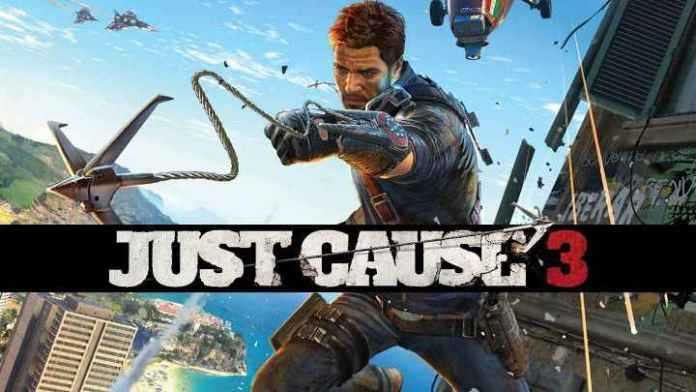 Watch Just Cause 3 The Awesome Starting