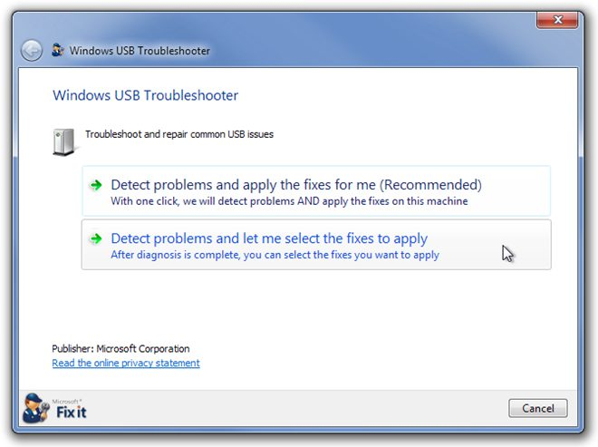 How To Solve USB Device Not Recognized Error In Windows