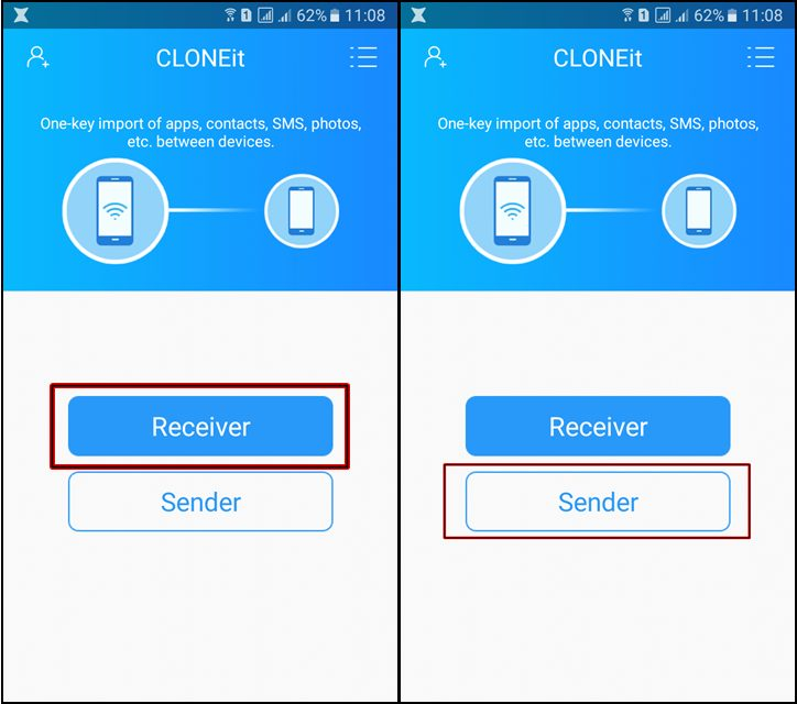 Clone Your Android Device To Another Android