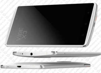Lenovo Vibe X3 - Specifications, Price & Release Date