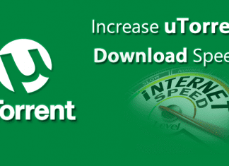 How to Increase your uTorrent Download Speed in 2019