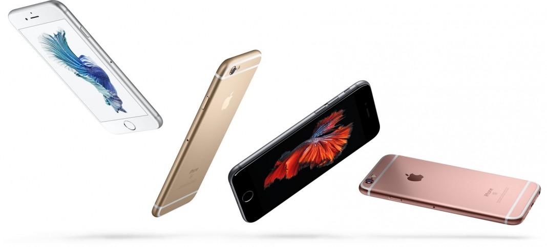 02. Apple iPhone 6S