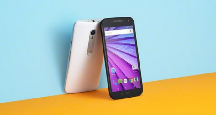 06. Motorola Moto G of the Third Generation