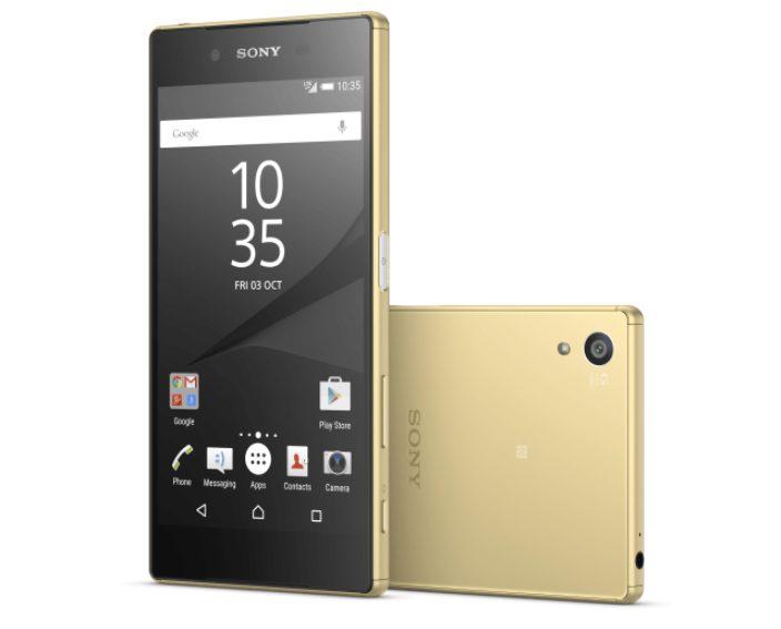 07. Sony Xperia Z5