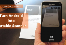 How To Turn your Android Into A Portable Scanner
