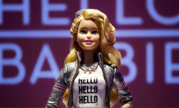Barbie Doll Talks Child Parents Hackers