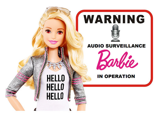 Barbie Doll Talks With Child And Parents But Hackers Listening it