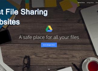 Best File Sharing Websites To Share Large Files Online 2019