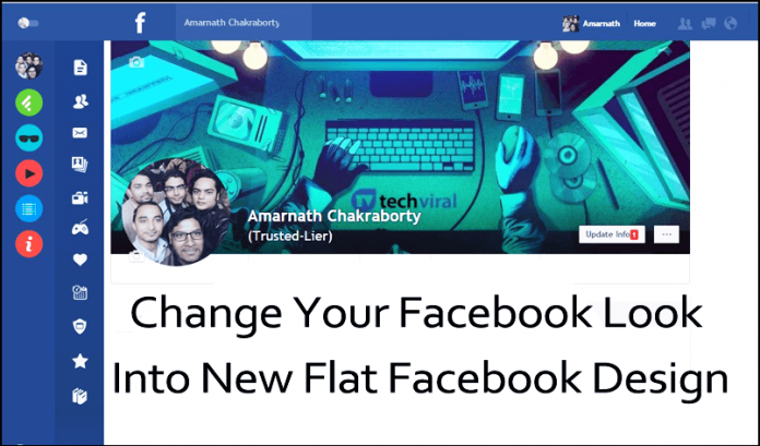 Change Your Facebook Look