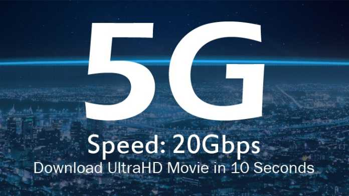 Company Said the world's First 5G Users Will Appear in These Four Countries
