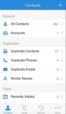Duplicate Contact 1