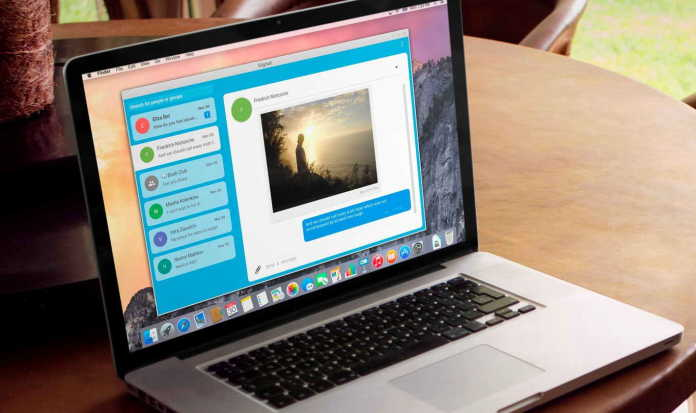 Encrypted Messaging App Signal Mac Desktop Now Available