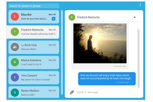 Mensagens criptografadas App Signal Mac Desktop agora disponível