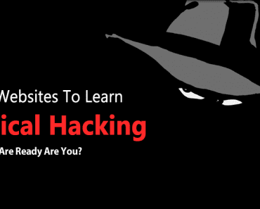 Best Websites To Learn Ethical Hacking 2019