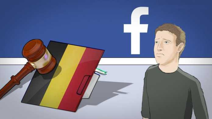 Facebook Finally Followed Belgium Court