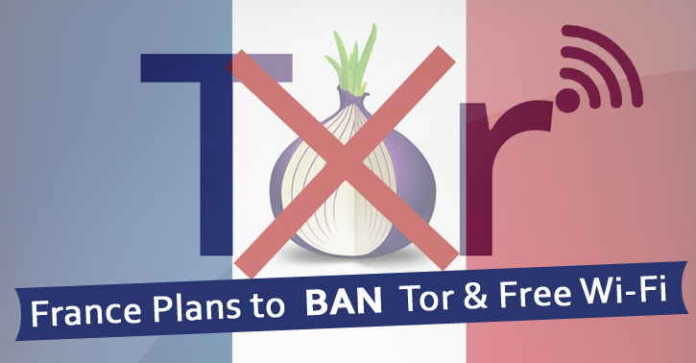 France Government Wants to Ban Tor And Public WiFi After Paris Terror Attacks