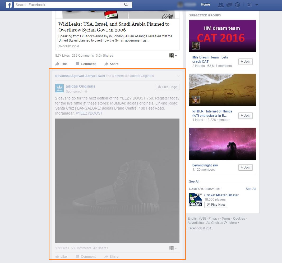 A Coder Made This Chrome Extension To Challenge Facebook's Business Model