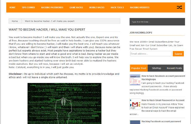 Ethical Hacking Course | Learn Hacking For Free ...