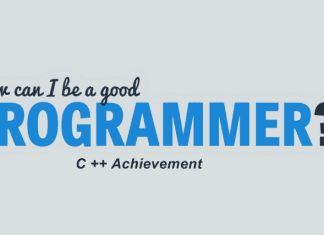 How to Become a Good High-Level C++ Programmer