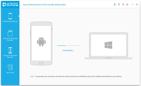 Récupérer des fichiers depuis une carte SD Android à l'aide d'un PC