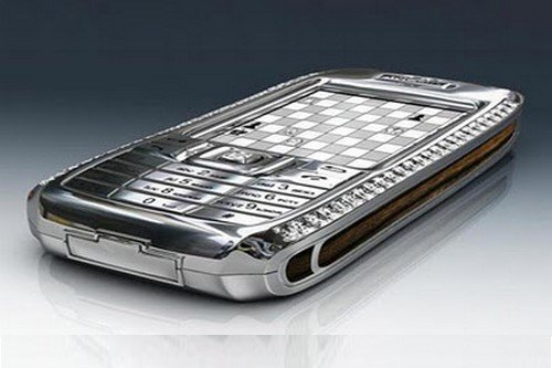 Most Expensive Smartphones- Diamond Crypto Smartphone
