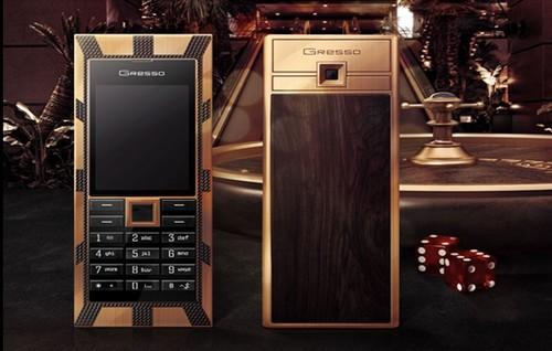 Most Expensive Smartphones- Gresso Luxor Las Vegas Jackpot