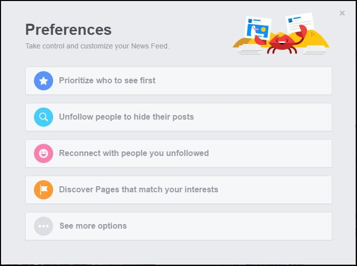 You Can Control and Customize Your News Feed