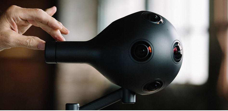 Nokia With World's First Professional Virtual Reality Camera Ozo.