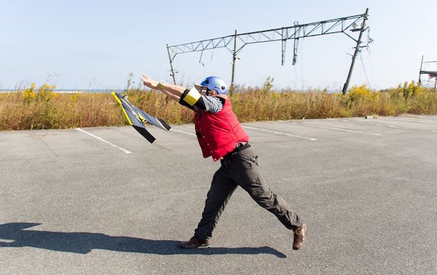 Project Drone Bird To Map The Area Hit By Natural Disasters