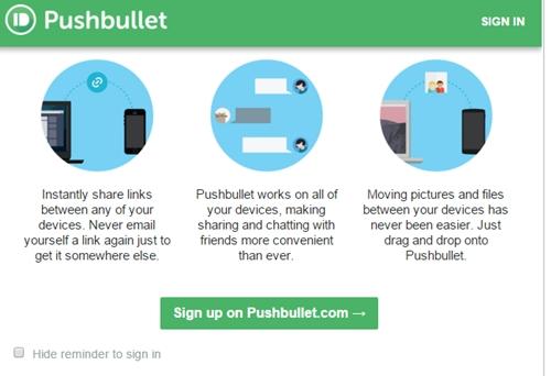 Pushbullet 2