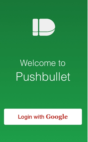 Pushbullet 5