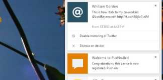 Receive iPhone Notification On Windows PC